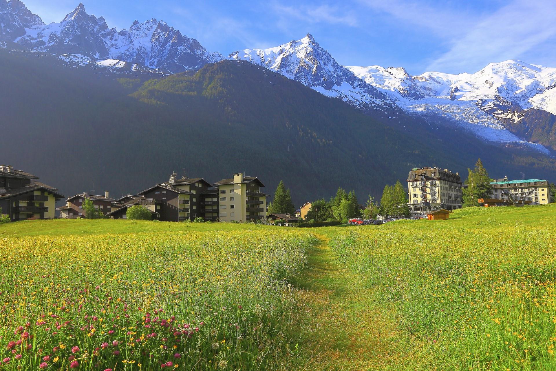 Hotel Chamonix Mont Blanc en coeur de station